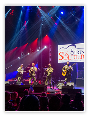 Six-String Soldiers