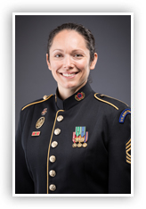 Sergeant First Class Lauren Curran