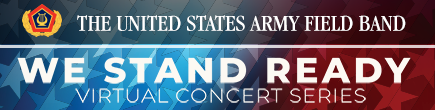 We Stand Ready Banner